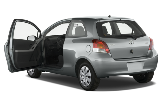 Slide 1 of 25: 2011 Toyota Yaris