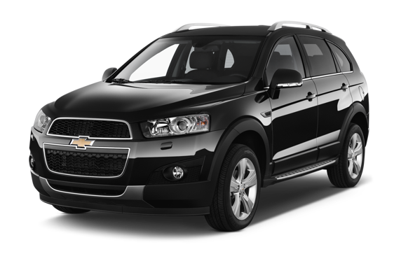 Slide 1 of 14: 2013 Chevrolet Captiva