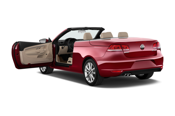 Slide 1 of 24: 2013 Volkswagen Eos