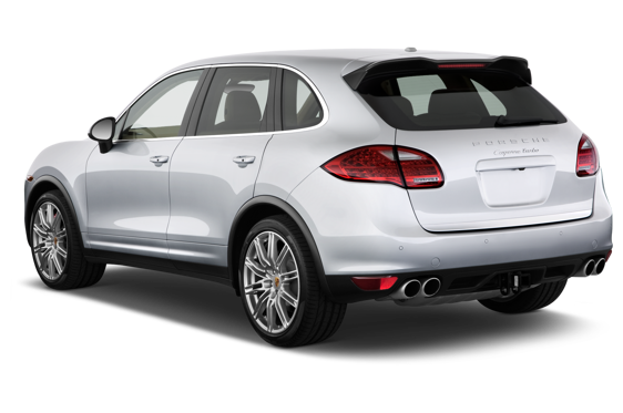 Slide 2 of 14: 2015 Porsche Cayenne