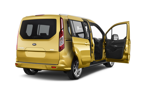 Slide 1 of 24: 2016 Ford Tourneo Connect