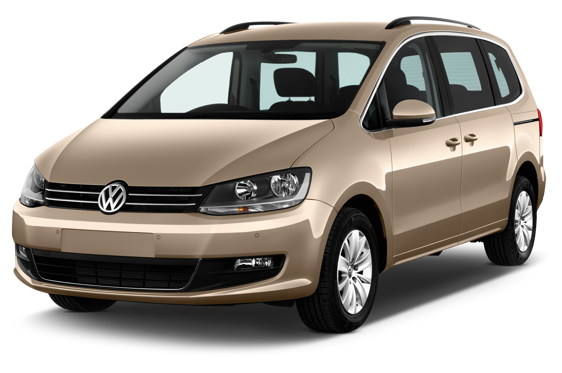 Slide 1 of 25: 2016 Volkswagen Sharan