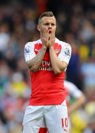 Jack Wilshere of Arsenal