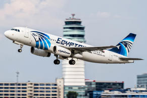 Recovered debris of the EgyptAir jet that crashed in the Mediterranean Sea is se...