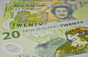 NZD up as surplus gives short-term boost