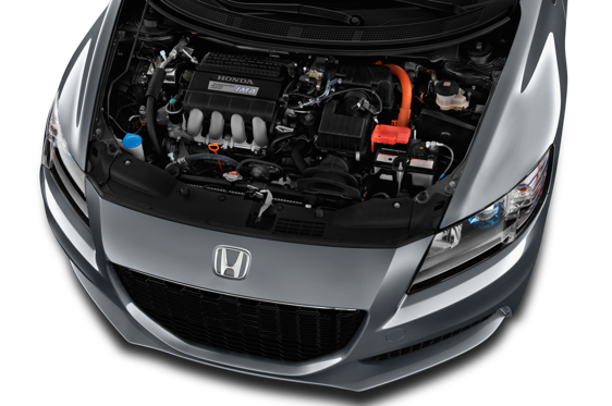 Slide 1 of 25: 2013 Honda CR-Z