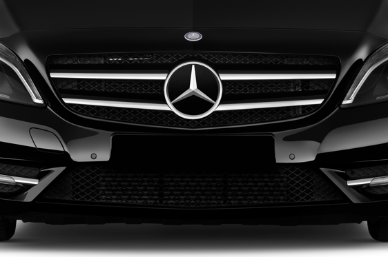 Slide 1 of 24: 2013 Mercedes-Benz B-Class