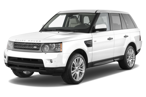 Slide 1 of 14: 2010 Land Rover Range Rover Sport