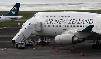 Air New Zealand was the best performer on the NZX 50