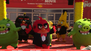 Who Said That: 'The Angry Birds Movie'.