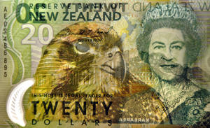 NZ dollar gains from two-month low