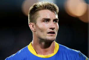 Kieran Foran of the Eels