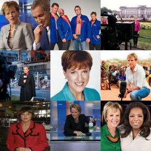 Hilary Barry farewelled at TV3