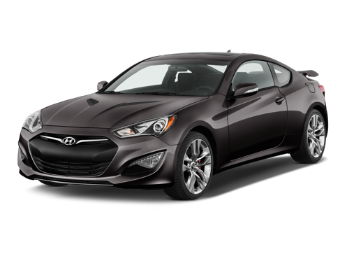 Slide 1 of 12: 2015 Hyundai Genesis Coupe