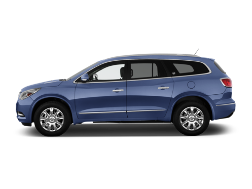 Slide 1 of 14: 2017 Buick Enclave