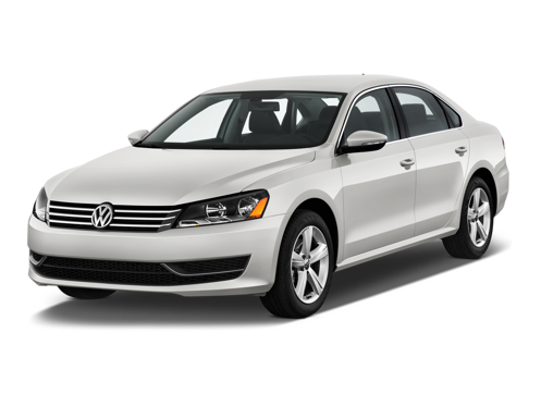 Slide 2 of 18: 2014 Volkswagen Passat