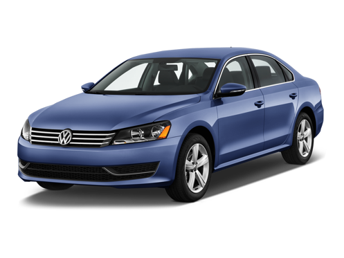 Slide 1 of 18: 2014 Volkswagen Passat