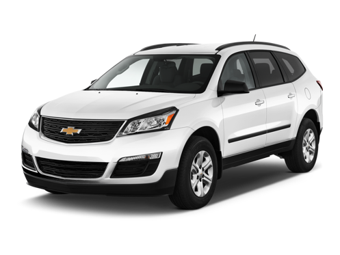 Slide 1 of 6: 2015 Chevrolet Traverse