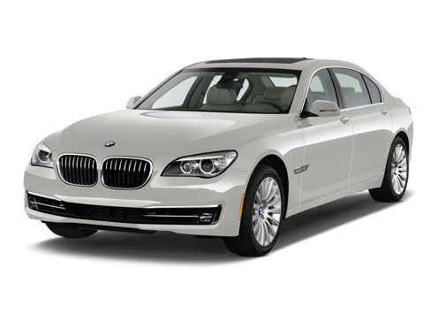 Slide 1 of 37: 2015 BMW 7 Series