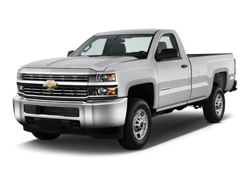Slide 2 of 18: 2015 Chevrolet Silverado 2500HD