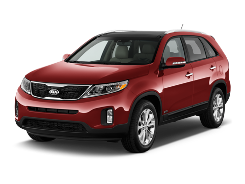 Slide 1 of 20: 2015 Kia Sorento