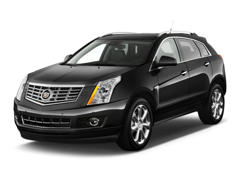 Slide 1 of 18: 2014 Cadillac SRX