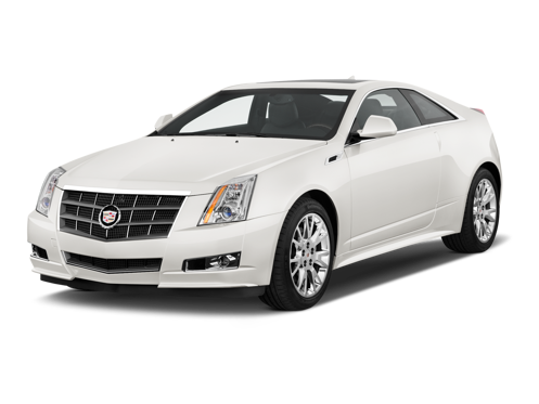 Slide 2 of 21: 2013 Cadillac CTS Coupe