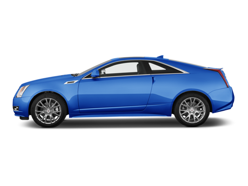 Slide 1 of 21: 2013 Cadillac CTS Coupe