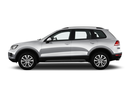 Slide 1 of 17: 2014 Volkswagen Touareg