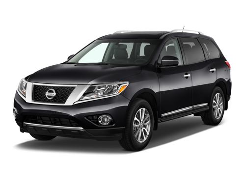 Slide 1 of 14: 2014 Nissan Pathfinder