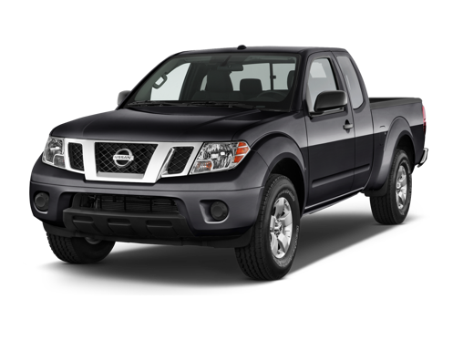 Slide 1 of 15: 2014 Nissan Frontier