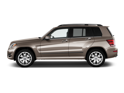 Slide 1 of 23: 2014 Mercedes-Benz GLK-Class