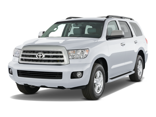 Slide 1 of 16: 2014 Toyota Sequoia