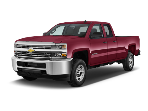 Slide 1 of 19: 2015 Chevrolet Silverado 2500HD