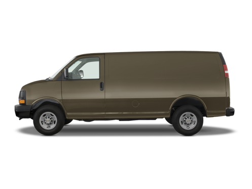 Slide 1 of 18: 2015 Chevrolet Express Cargo