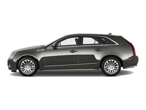 Slide 1 of 18: 2013 Cadillac CTS Sport Wagon