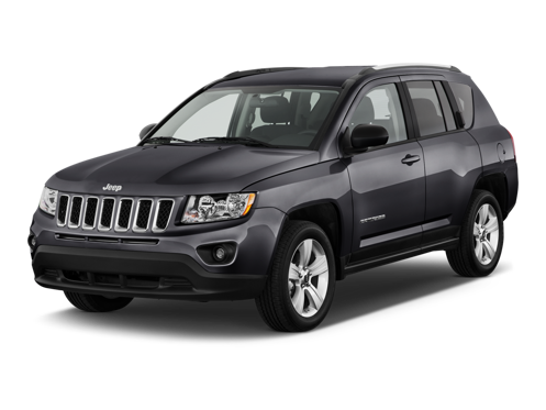 Slide 1 of 15: 2015 Jeep Compass
