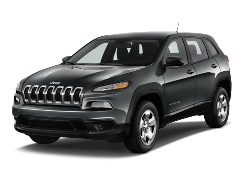 Slide 1 of 16: 2014 Jeep Cherokee