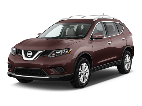 Slide 2 of 20: 2014 Nissan Rogue