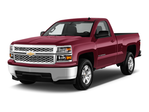 Slide 1 of 18: 2015 Chevrolet Silverado 1500