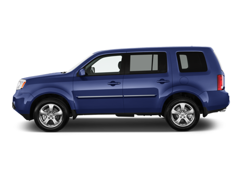 Slide 1 of 16: 2013 Honda Pilot
