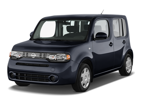Slide 1 of 15: 2014 Nissan cube