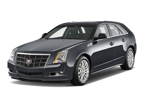 Slide 1 of 16: 2014 Cadillac CTS Sport Wagon