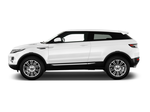 Slide 1 of 10: 2014 Land Rover Range Rover Evoque