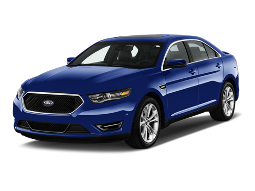 Slide 1 of 24: 2013 Ford Taurus