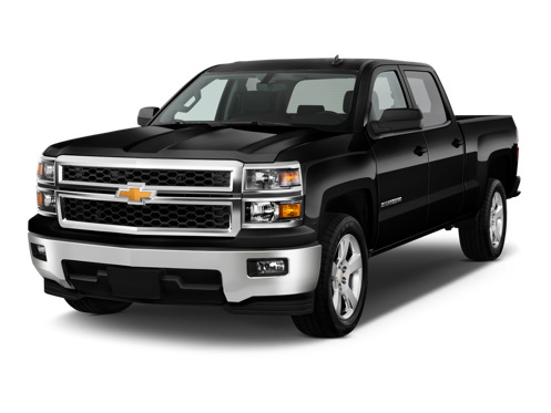 Slide 1 of 17: 2014 Chevrolet Silverado 1500