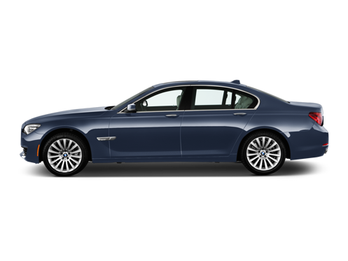Slide 1 of 35: 2014 BMW 7 Series