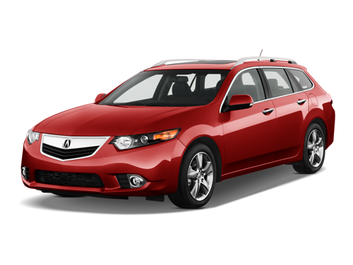 Slide 1 of 9: 2014 Acura TSX