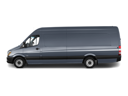 Slide 1 of 48: 2014 Mercedes-Benz Sprinter Cargo Van