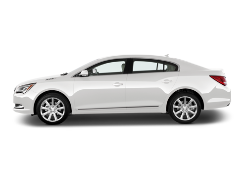 Slide 1 of 17: 2014 Buick LaCrosse